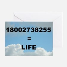 18002738255 = LIFE Greeting Cards