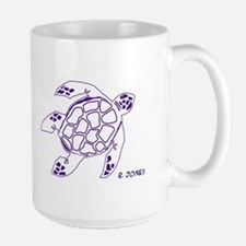 Turtle Yin Yang Mug