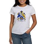 Baynes Family Crest Women's T-Shirt