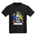 Baynes Family Crest Kids Dark T-Shirt