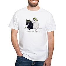 Scottish Terrier Westie Christmas Shirt
