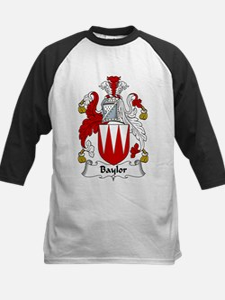 Baylor Family Crest Tee