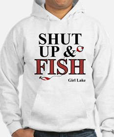 Shut Up & Fish Hoodie