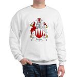 Bayler Family Crest  Sweatshirt