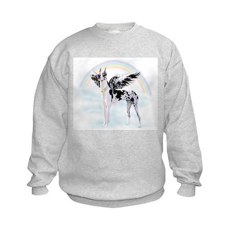 Great Dane Harle Angel Kids Sweatshirt