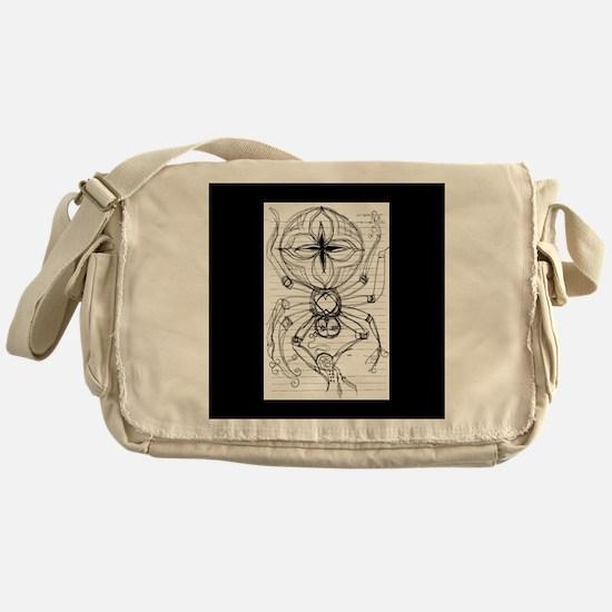 Dreamcatcher Messenger Bag