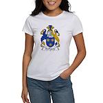Bathgate Family Crest Women's T-Shirt