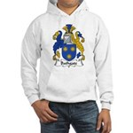Bathgate Family Crest Hooded Sweatshirt