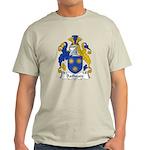 Bathgate Family Crest  Light T-Shirt