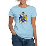 Bathgate Family Crest  Women's Light T-Shirt