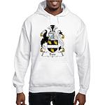 Bate Family Crest Hooded Sweatshirt