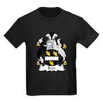 Bate Family Crest Kids Dark T-Shirt