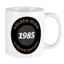 Birthday Born 1985 Limited Edition Mug
