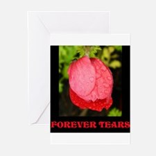 Forever Tears Greeting Cards