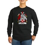 Bashe Family Crest Long Sleeve Dark T-Shirt