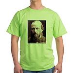 Dostoevsky Green T-Shirt