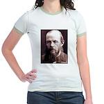 Dostoevsky Jr. Ringer T-Shirt