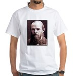 Dostoevsky White T-Shirt