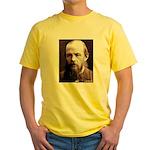 Dostoevsky Yellow T-Shirt