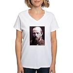 Dostoevsky Women's V-Neck T-Shirt
