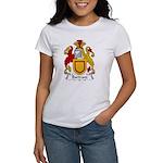 Bartram Family Crest Women's T-Shirt