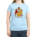 Bartram Family Crest  Women's Light T-Shirt