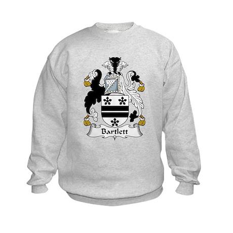 Bartlett Family Crest Kids Sweatshirt