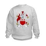 Barrett Family Crest Kids Sweatshirt