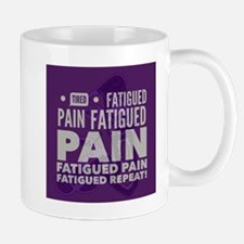 Pain Fatigue Tired  Mug
