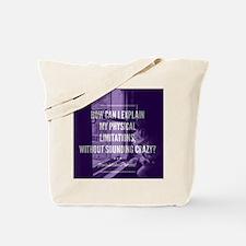 Sounding Crazy Tote Bag