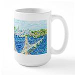 Golden Gate San Francisco Large Mug