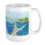Golden Gate San Francisco Large Mug