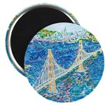 "Golden Gate San Francisco 2.25"" Magnet (10 pack)"