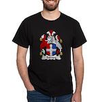 Barney Family Crest Dark T-Shirt