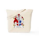 Barney Family Crest Tote Bag