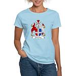 Barney Family Crest Women's Light T-Shirt