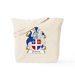 Barnes Family Crest Tote Bag