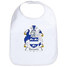 Barnard Family Crest Bib