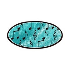 Music notes Patch