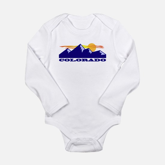 Colorado Rocky Mountains Body Suit