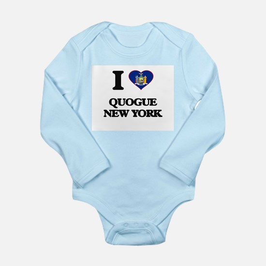 I love Quogue New York Body Suit