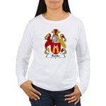 Banke Family Crest Women's Long Sleeve T-Shirt