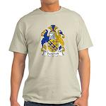 Bancroft Family Crest Light T-Shirt