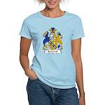 Bancroft Family Crest Women's Light T-Shirt