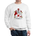 Banbury Family Crest  Sweatshirt