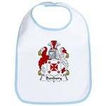 Banbury Family Crest  Bib