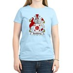 Banbury Family Crest  Women's Light T-Shirt