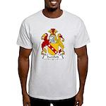 Bamfield Family Crest  Light T-Shirt