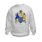Baltazar Family Crest  Kids Sweatshirt
