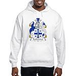 Ballentine Family Crest Hooded Sweatshirt